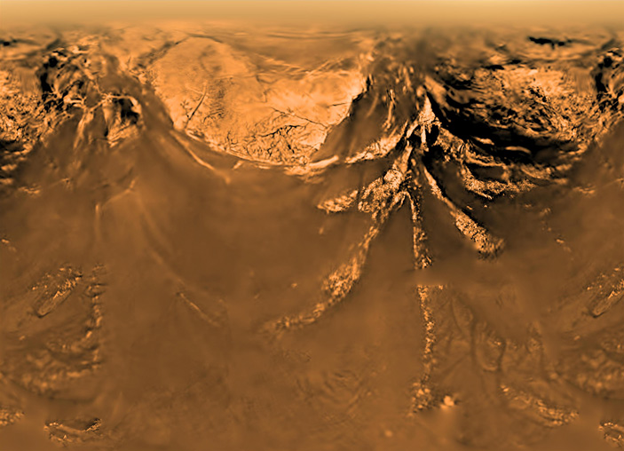 a-general-geomorphological-map-of-the-surface-of-saturn's-satellite-titan-is-built.