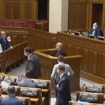 rada-could-not-turn-to-the-world-on-the-occasion-of-the-75th-anniversary-of-the-end-of-the-war-due-to-different-views-on-the-past-and-present