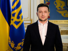 zelensky:-every-time-you-don't-put-on-a-mask,-you-postpone-quarantine-removal.-video