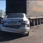 15-cars-crashed-near-kiev:-10-trucks-and-5-cars