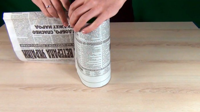 How to make a mosquito trap from a PET bottle