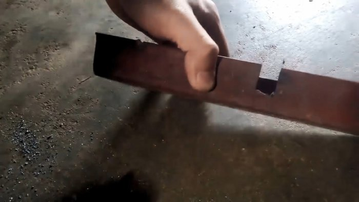 How to make a basic bearing puller in 5 minutes