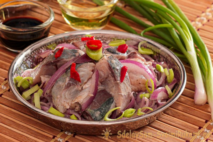 How to make khe from fresh fish in Korean