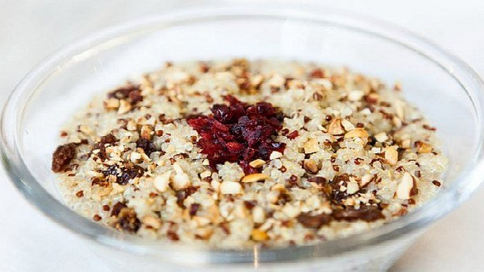 5 health benefits of quinoa  That is why you should pay attention to these grains ...
