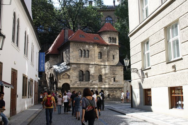 Holidays in the Czech Republic: the Jewish quarter of Prague