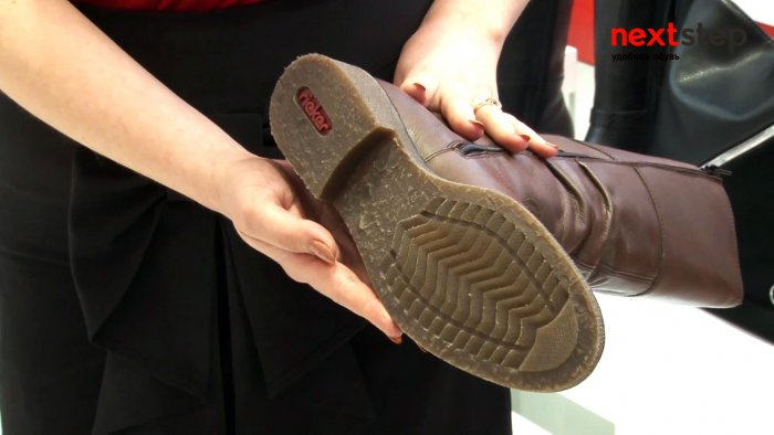 Life hack How to make the sole of a shoe non-slip - Evaluate the sole