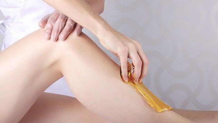Sugar is the first remedy for unwanted hair