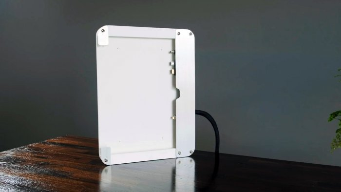 How to make a laptop docking station so as not to constantly connect a bunch of wires