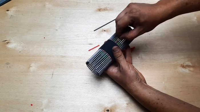 How to make an adjustable template for perfect pipe trimming
