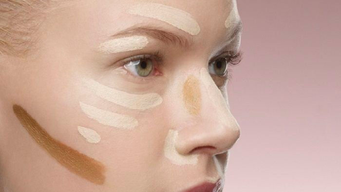 4 makeup mistakes - and you're ugly!  But every third woman does just that ...