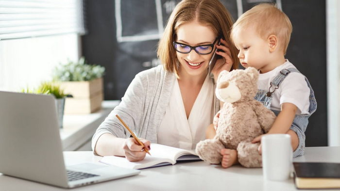 Business ideas for mothers on maternity leave 2021 in Ukraine