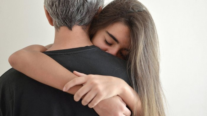 How to forgive a father after he leaves the family