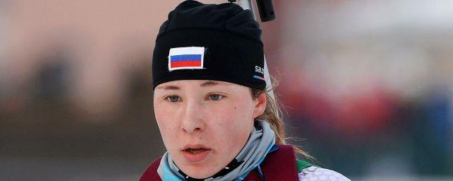 Russian biathlete Ushkina joins the Romanian national team