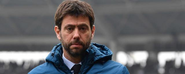 Andrea Agnelli leaves the post of head of the Association of European Clubs