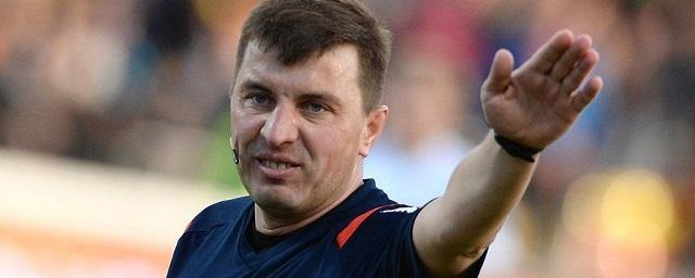 Arbitrator Mikhail Vilkov suspended from football matches for life