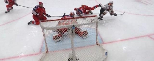 Avangard beat CSKA and took the lead in the final series of the Gagarin Cup