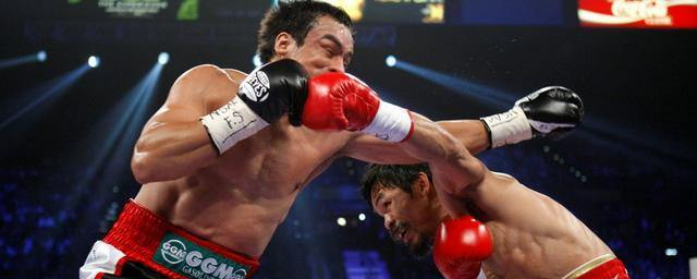 Convincing revenge for boxing champions