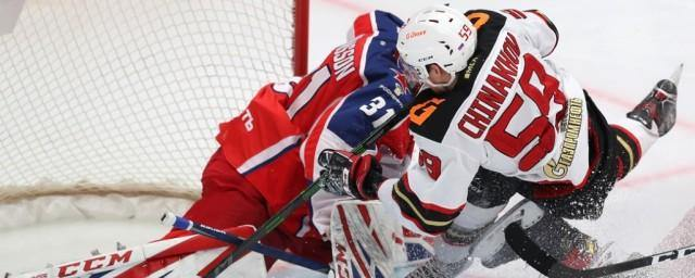 CSKA defeated Avangard and equalized in the Gagarin Cup final series