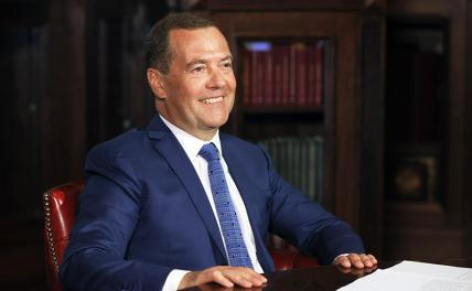 Photo: Deputy Chairman of the Security Council of the Russian Federation Dmitry Medvedev