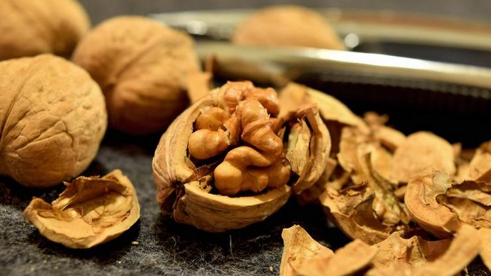 How to learn to choose walnuts