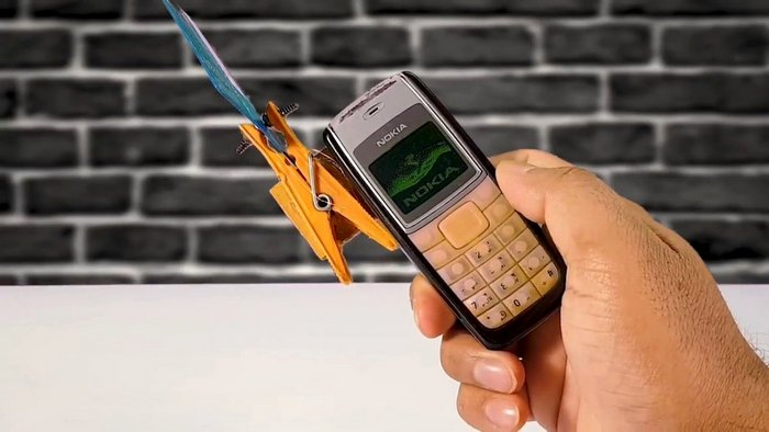 How to use an old mobile phone