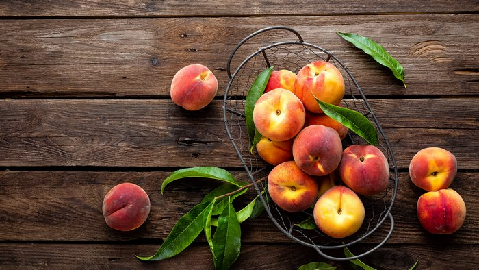 The benefits of peaches for the body