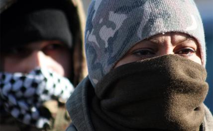 The deeper into Ukraine, the thicker the partisans