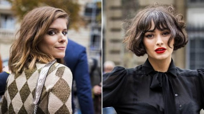 With what haircut a woman will be captivating and successful