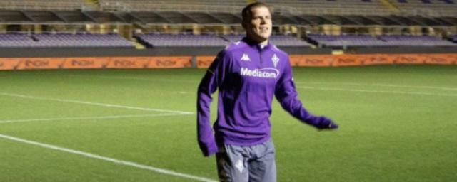 Alexander Kokorin returned to training in the general group of Fiorentina