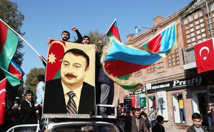 Azerbaijan: Long live the mighty and new Soviet Union created by Putin's will?