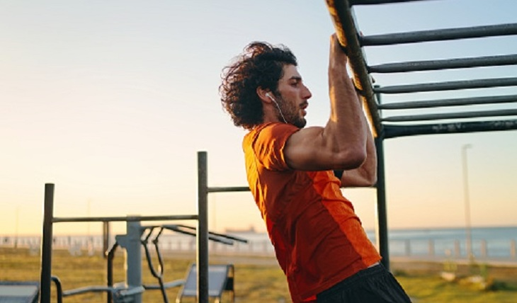 A project with free workouts at workout sites is launched in Moscow - photo