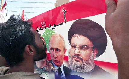 Russia saved Syria, next in line - Lebanon?