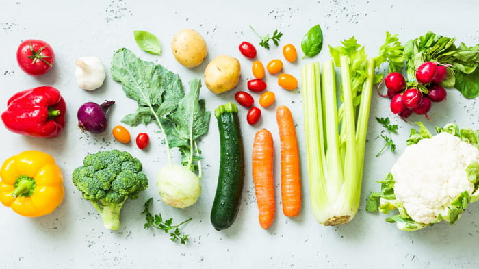 10 anti-aging foods named
