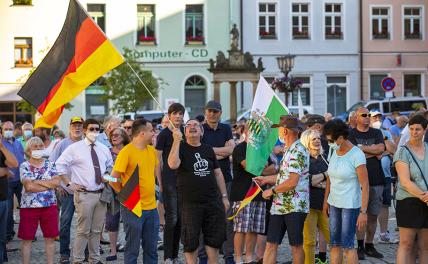 Drang nach Osten 2.0: Germans are tired of living with collective guilt