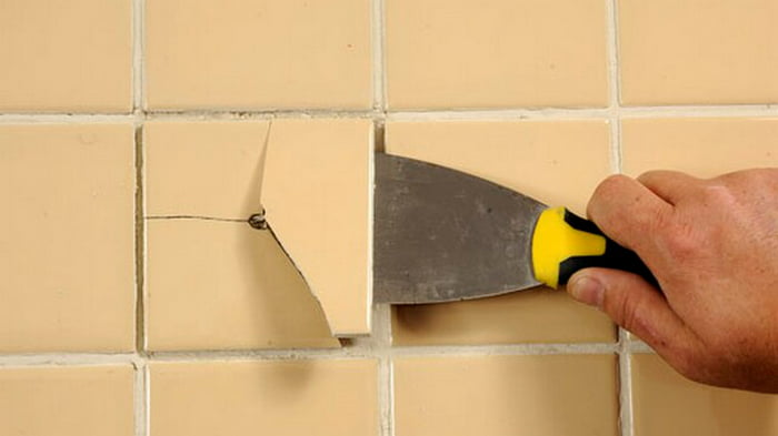 How to drill a tile