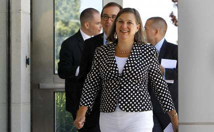 Photo: US Deputy Secretary of State for Political Affairs Victoria Nuland.