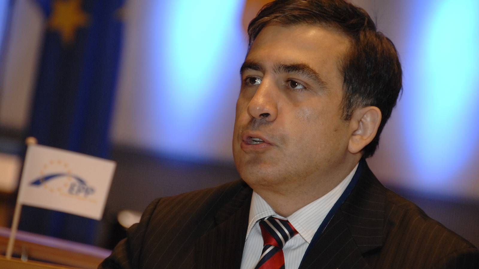 Saakashvili said his first attempt to return to Georgia nearly cost him his life